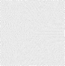 ハーフトーンのイラストレーターハーフトーン ドットハーフトーンハーフトーン パターンベクトル