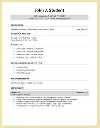 Resume For University Application | Musiccityspiritsandcocktail.com