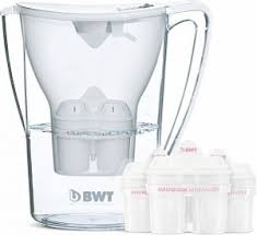 Фильтр-кувшин <b>BWT</b> Пингвин белый, с 3 <b>картриджами</b> – купить в ...