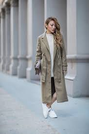 new trench coat styles to try in spring 2018 classic trench notjessfashion