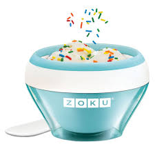 <b>Мороженица Zoku Ice</b> Cream Maker ZK120-LB купить в Москве ...