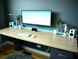 office computer setup. office desk setup computer ideas that make more spirit work home and . f