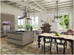 Rustic Cabin Kitchen Cabin Kitchens High Quality Home Design