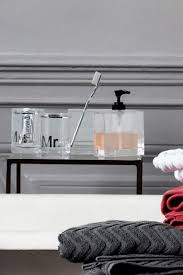 <b>Стакан для зубных щеток</b> - Серебристый/Мистер - HOME | H&M ...