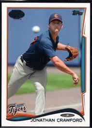 Amazon.com: Baseball MLB 2014 Topps Pro Debut #55 Jonathan Crawford:  Collectibles & Fine Art