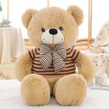 Big Light Brown Teddy Bear Light Brown Teddy Bear Giant Teddy Bear Big Teddy Bear Best Gift