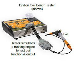 how to diagnose and test an ignition coil ignition coil bench tester