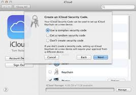 Icloud Security Code How To Set Up Icloud Keychain Security Code On Your Ios Device