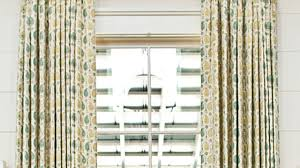 how to measure fabric for curtains southern living