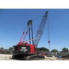 Link Belt Ls 518 Crawler Crane Rental Service
