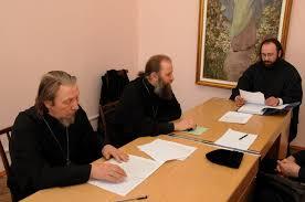Состоялась предзащита кандидатских диссертаций на кафедре церковно  Новости за
