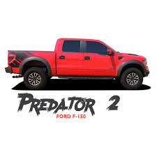 2014 Ford F 150 Color Chart Ford F 150 Predator 2 F Series Raptor Mudslinger Side Truck