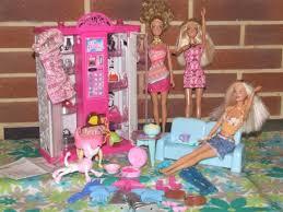 Barbie Vending Machine Cool Barbie Bundle Dolls Vending Machine Shoes Accessories For Sale