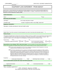 Loan Format In Excel Equipment Loan Agreement Templates Pdf Free Premium Request Form Doc