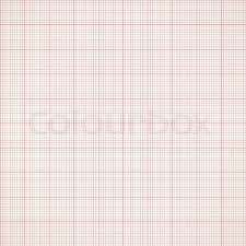 Seamless Millimeter Grid Graph Paper Stock Vector