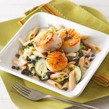 Healthy Seafood Pasta Recipes