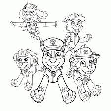 25 Ontwerp Paw Patrol Kleurplaat Mandala Kleurplaat Voor Kinderen