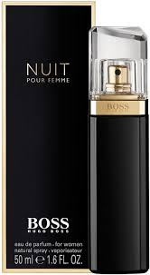 <b>Hugo Boss Nuit</b> Eau De Parfum, 75 ml: Amazon.co.uk: Beauty