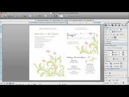 How To Create Invitations On Word How To Make Wedding Invitations In Microsoft Word Create