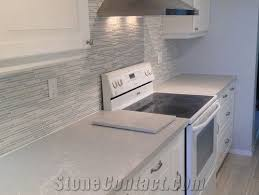 caesar stone alpine mist quartz slab italian marble like prefabricated slab for laminate kitchen countertops custom quartz table top quartz stone bar top