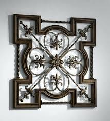 Wall Ideas : Tuscan Metal Wall Art Discover Tuscan Metal Wall Art With  Tuscan Wrought Iron