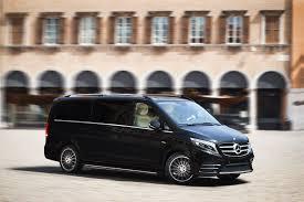 O mpv de grande porte baseado no vito. Mercedes Benz V Class Ares Design Www Carrozzieri Italiani Com