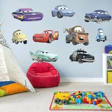 disney wall decals cars collection fathead uk