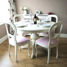 chair shabby chic round dining table and chairs laminate room tables brown dresser grey marble lamp