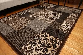 great contemporary wool rugs area how to install modern for living room dining plush leather rug designs local s style all