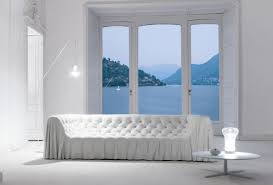 White Living Room Living Room With White Sofa How To Decorate Living Room With