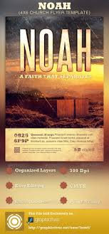4 X 6 Flyer Template 4x6 Flyer Template Psd Noah Church Flyer Template Loswl Graphicriver