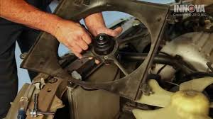 How to change Radiator Cooling Fan Motor - 1997 Toyota Camry - YouTube