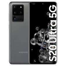 Samsung Galaxy S20 Ultra 5G in Grau mit 128GB und 12GB RAM - SM-G988B  (8806090311369)