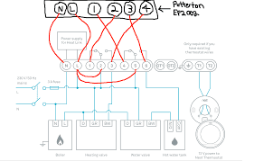 nest rd gen to replace potterton ep please check my workings heat link wiring diagram