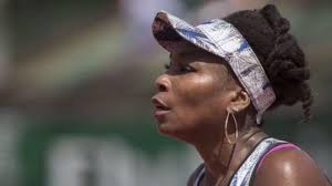 Venus Williams says she