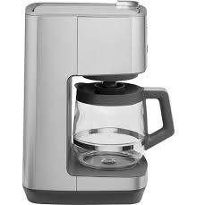 Drip coffee maker is very popular for enjoying hot coffee every morning. Ge Drip Coffee Maker With Glass Carafe G7cdaasspss Ge Appliances