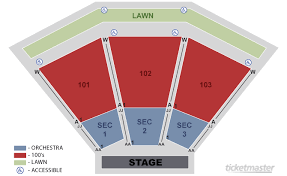 General Seating Information Ascend Amphitheater Nashville Tn