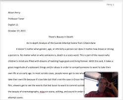 essay titles