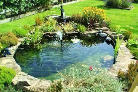 21 garden design ideas small ponds
