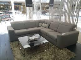 natuzzi sis corner sofa