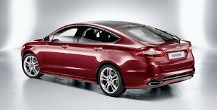 new car releases 2013Ford Releases First Official Photos of AllNew 2013 Mondeo