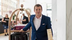 Hotel Manager Andy Hewitt The Ruby Apartments Hotel Manager Etb Travel