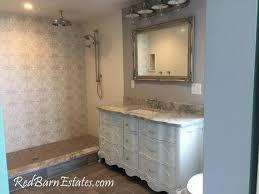 bathroom vanity vintage cabinet we