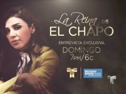 El Chapo's Wife Speaks Out for First Time in Telemundo Exclusive