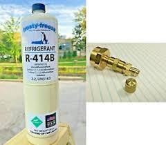 R414b Pressure Chart Details About R414b Hot Shot Refrigerant R 414b Disposable 20 Oz Can Cooler Freezer Kit A