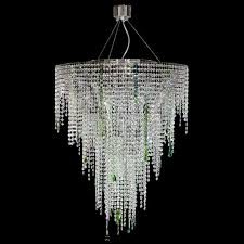classic style crystal chandelier crystal dream crystal pendant lamp by multiforme