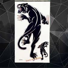 черная пантера временные татуировки для мужчин средства ухода за кожей книги по