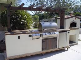 Pizza Oven Outdoor Kitchen 10 Outdoor Kitchen W Pizza Oven Leasure Concepts