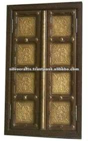 antique carved decorating old door with br ing work royal antique architecture from india