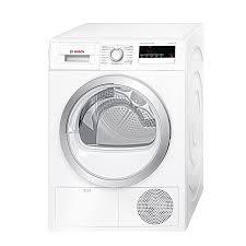 Máy sấy quần áo tụ hơi bơm nhiệt Bosch 9 kg WTM85260SG